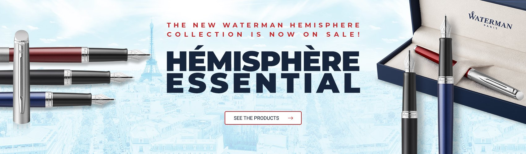 Hemisphere New Collection Essential