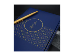 Gift wrapping service - navy blue box
