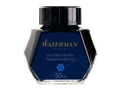 Waterman ink in bottle blue-black