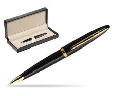 Waterman Carène Black Sea GT Ballpoint pen  in classic box  black