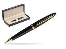 Waterman Carène Black Sea GT Ballpoint pen  in classic box  pure black