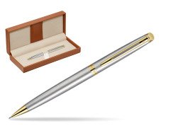 Waterman Hémisphère Stainless Steel GT Mechanical pencil   in classic box brown