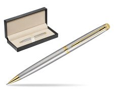 Waterman Hémisphère Stainless Steel GT Mechanical pencil   in classic box  pure black