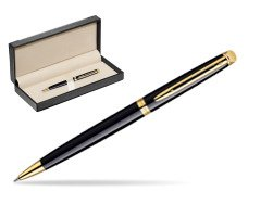 Waterman Hémisphère Black GT Ballpoint pen  in classic box  black