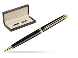 Waterman Hémisphère Black GT Ballpoint pen  in classic box  pure black