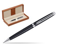 Waterman Hémisphère Matt Black CT Mechanical pencil   in classic box brown