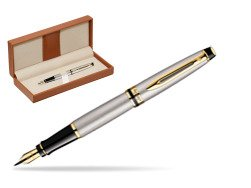 Waterman Expert Stainless Steel GT Fountain pen